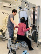 筋力トレーニングで老化防止